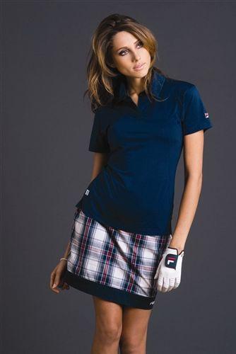 FILA Geneva Plaid Golf Skort (reg. $100) SALE $80 - available in 3 colors!