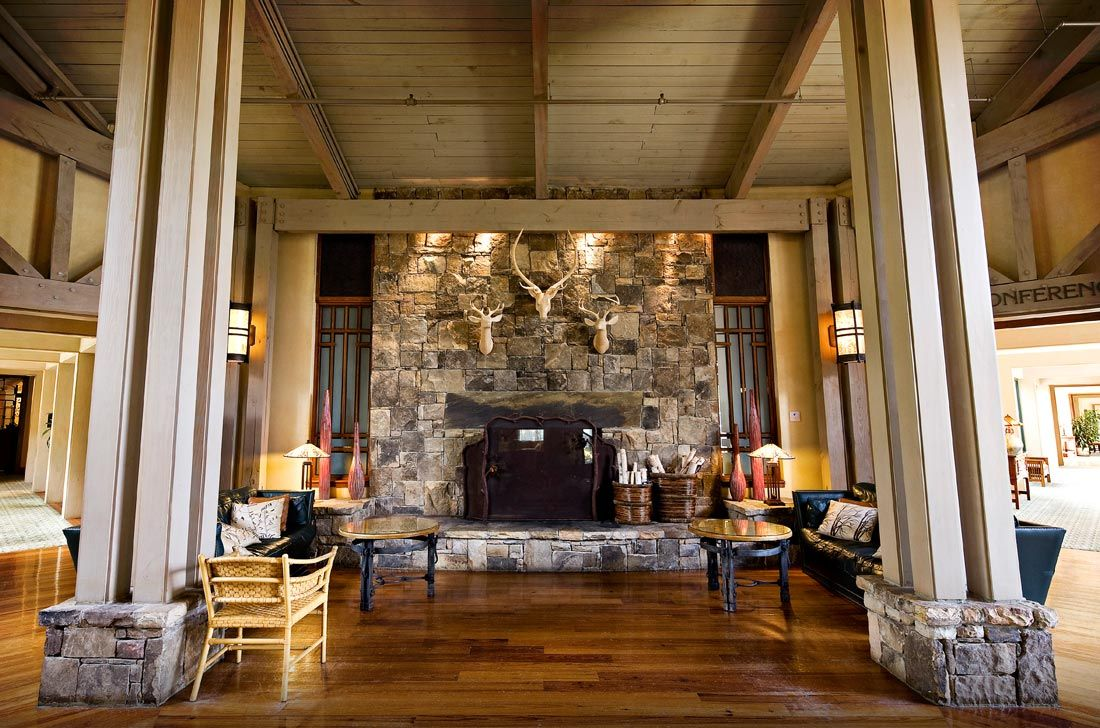 The Lodge and Spa at Callaway Gardens | Around the Lodge and Spa ...