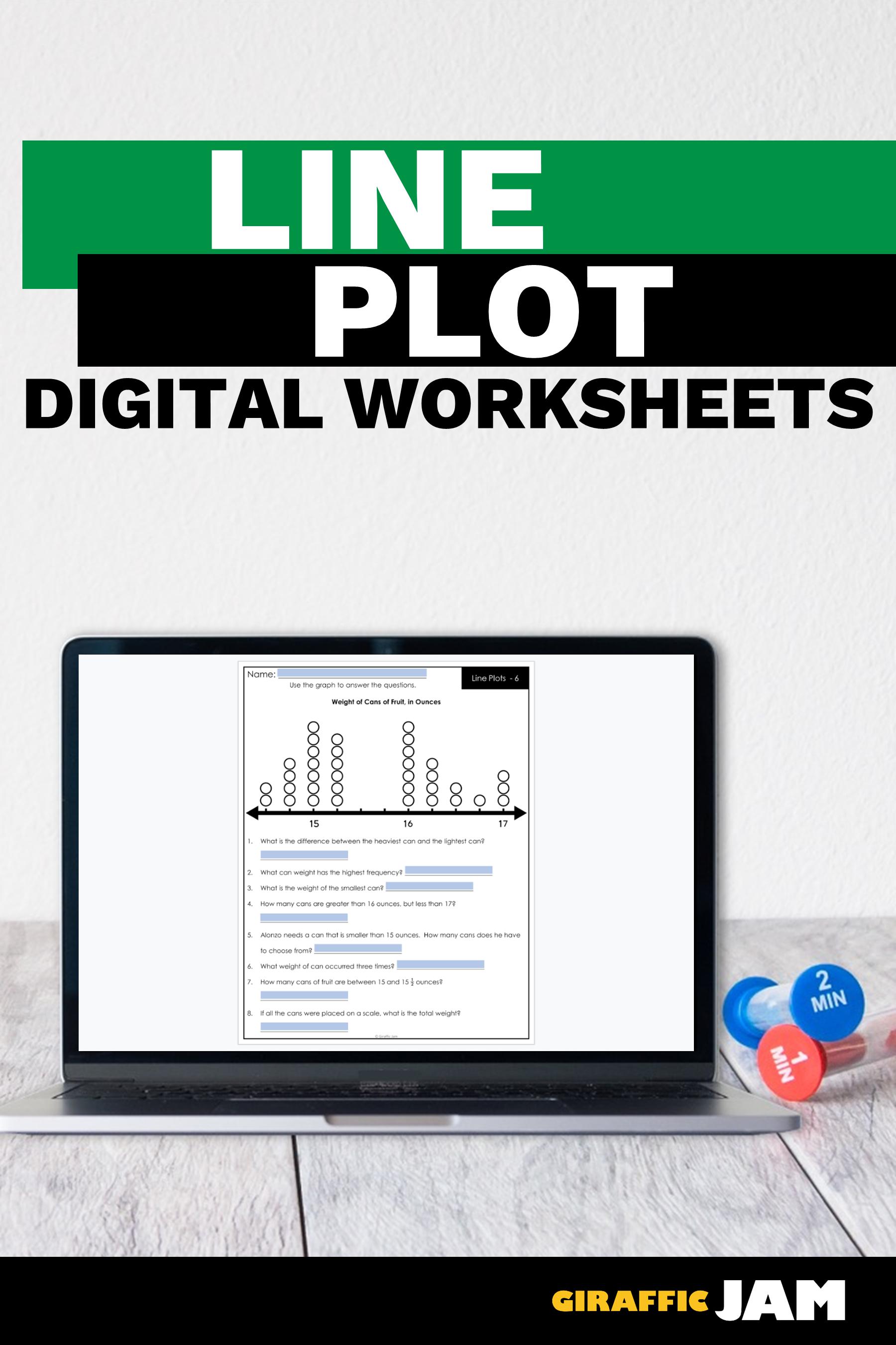 4th Grade Measurement Measurement Worksheets Line Plots Interpreting Line Plots Line Plot Worksheets Measurement Activities Google Classroom Activities [ 2700 x 1800 Pixel ]