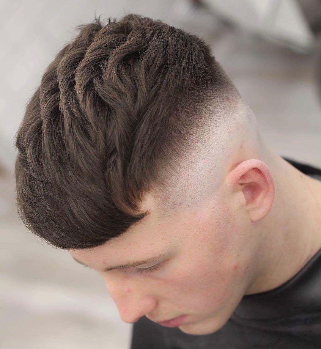 25 Short Hairstyles for Men (Best Of List) | Coiffure et ...