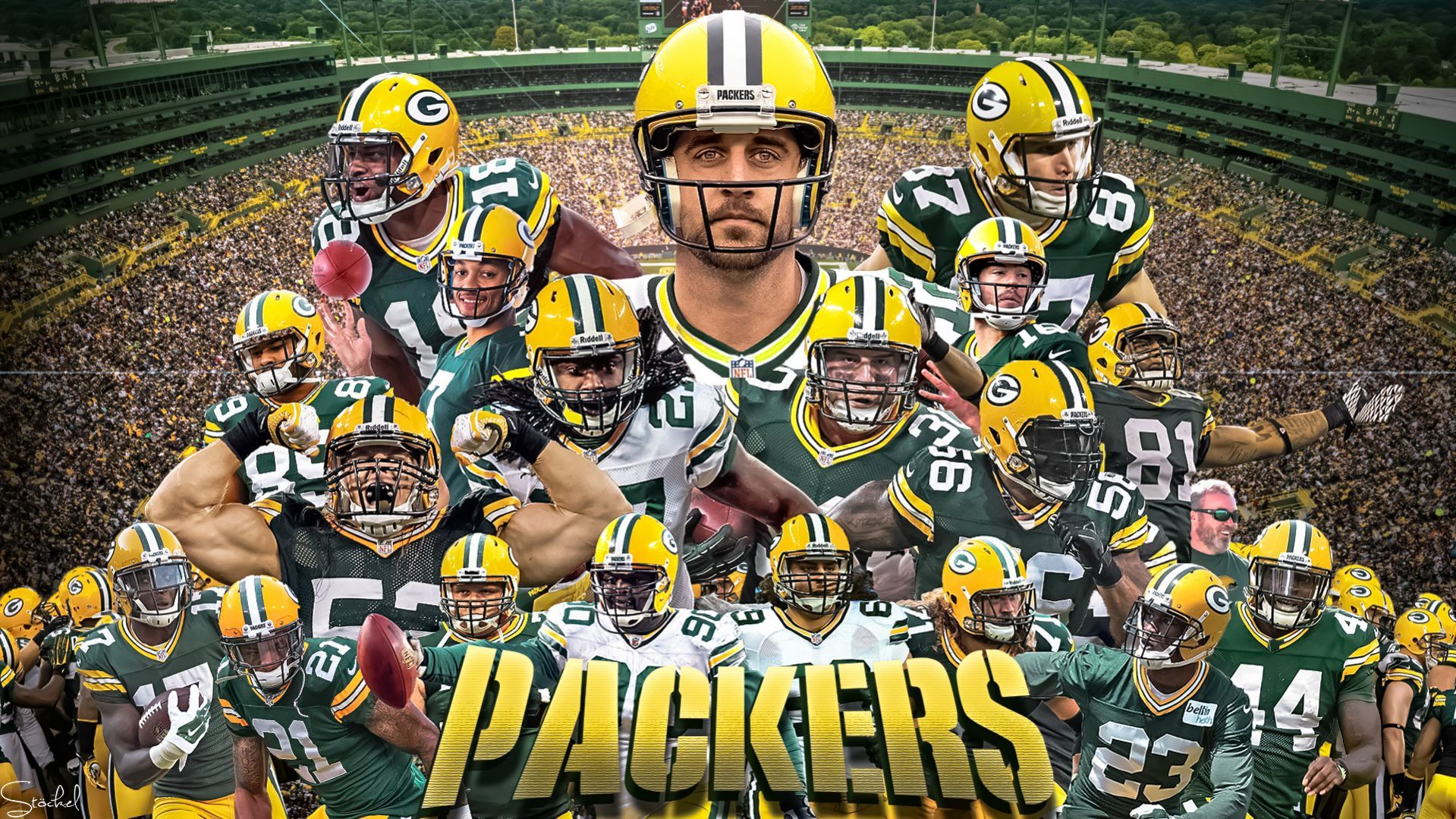 Green bay packers wallpapers wallpaper greenbay packers green bay packers wallpapers wallpaper voltagebd Image collections