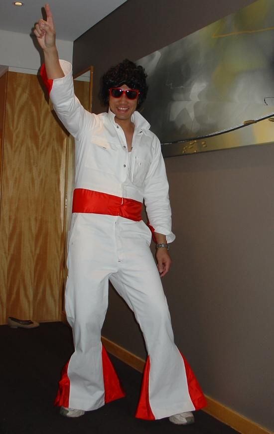 A Diy Elvis Costume | CostumePrize.com