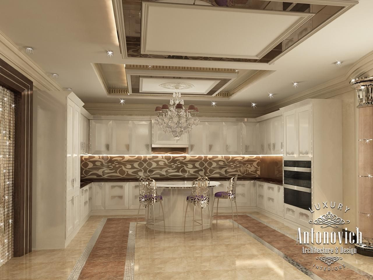 Kitchen Design In Dubai To Abu Dhabi Photo 1