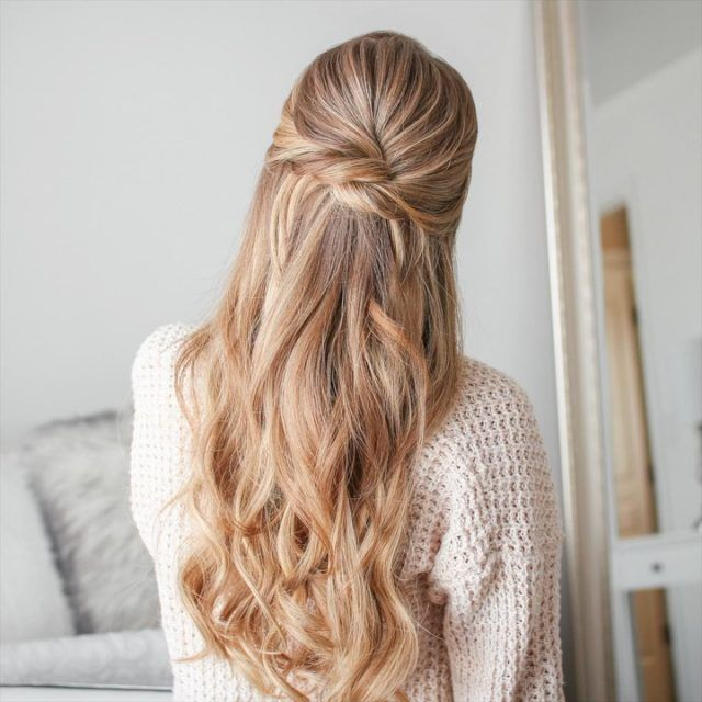 Stacked Fishtail and Mini Braid | MISSY SUE