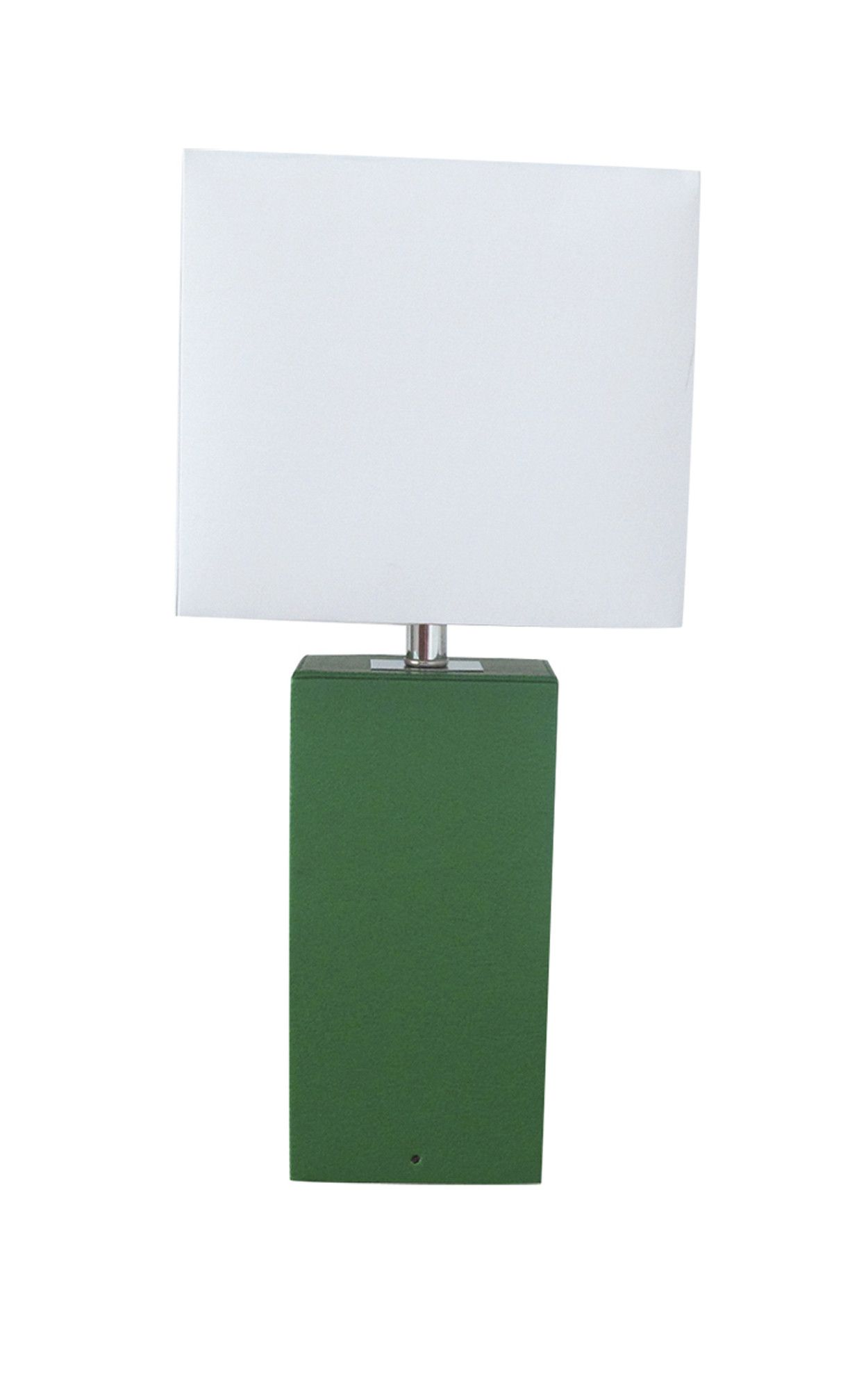 All The Rages Mccarthy Leather Table Lamp Allmodern 35 99 Another Idea For Bedside