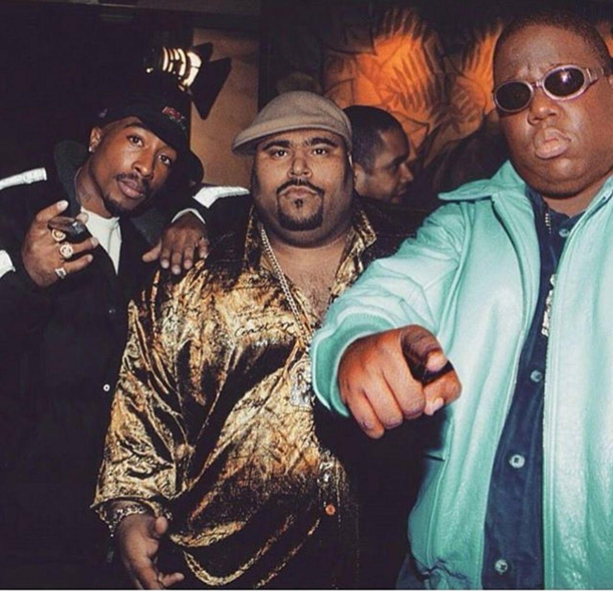 Tupac Bigpun Biggie Rip Real Hiphop 2pac And Biggie