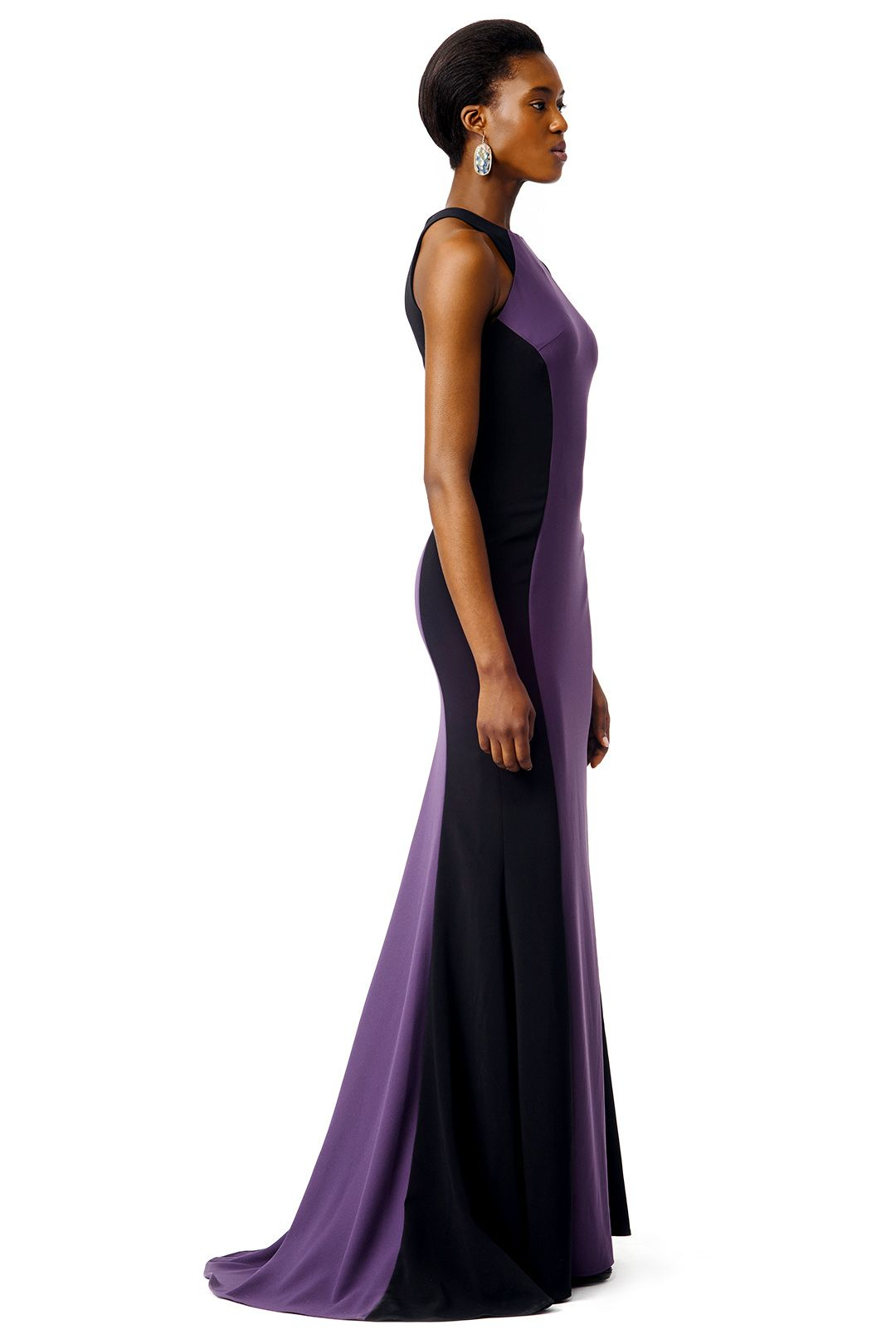 Black Night Gown by nha khanh for $150 | Rent The Runway | VMB Gowns ...