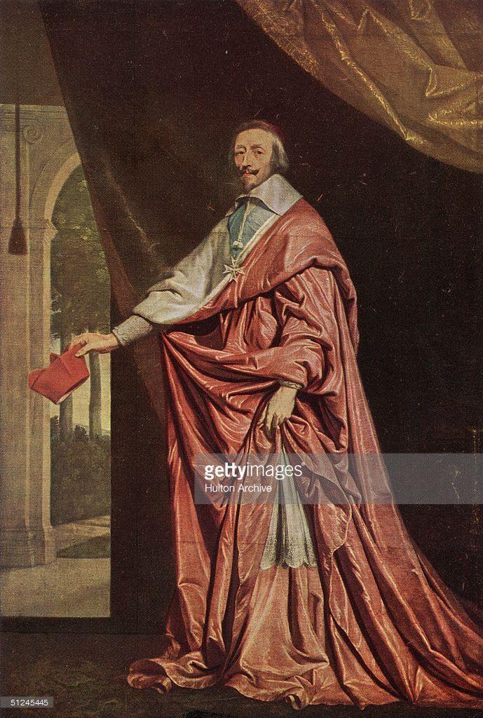 cardinal richelieu 30 years war