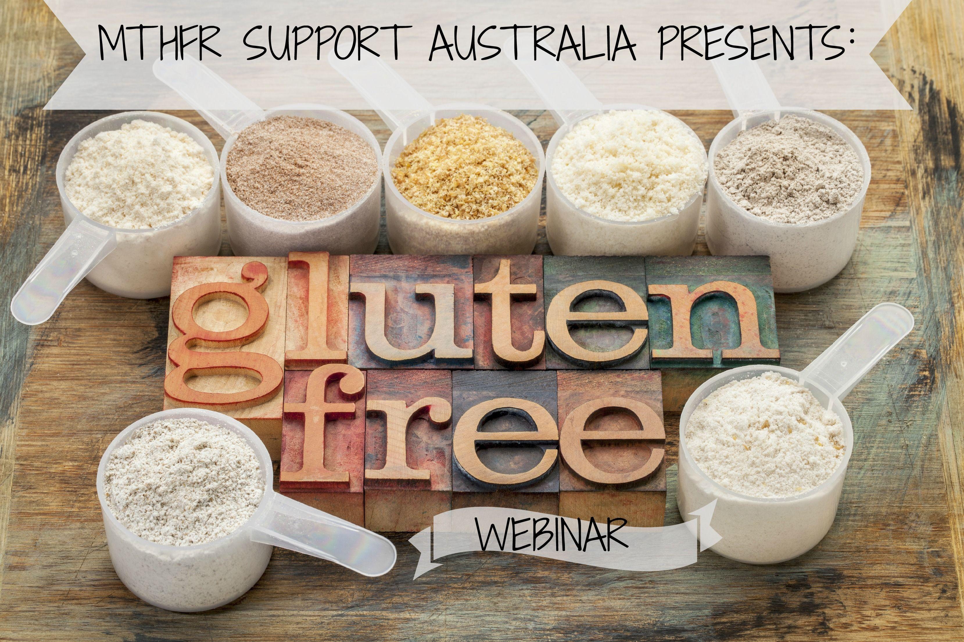 gluten free diet and mthfr