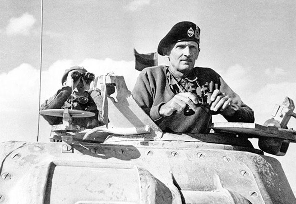 Bernard Montgomery: een markante figuur uit de Tweede Wereldoorlog…