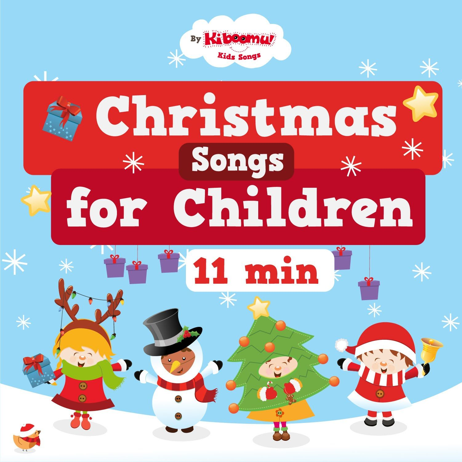 BEST Christmas music videos for Children! 11 minutes of festive fun ...