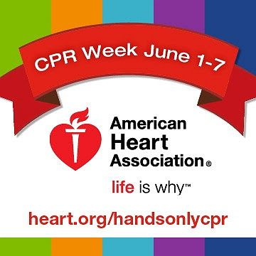 Free Hands Only Cpr Training Cpr Training Cpr American Heart Association