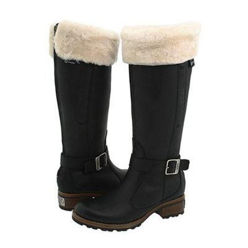 1668cf6ac29 Ugg Women Langley 5608 Black | Winter Clothes | Fashionable snow ...