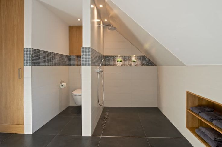 Duschbereich im vollbad moderne badezimmer von homify modern | homify