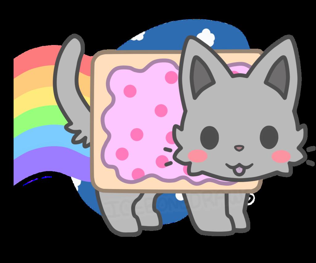 картинки кавай кошки дизайн позволил