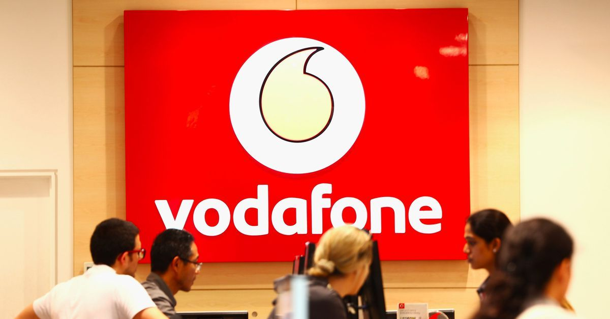 Vodafone is launching broadband in Australian