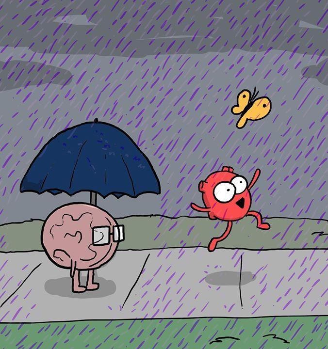 Heart & Brain.