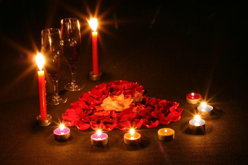 ROMANTICA AMBIENTACION