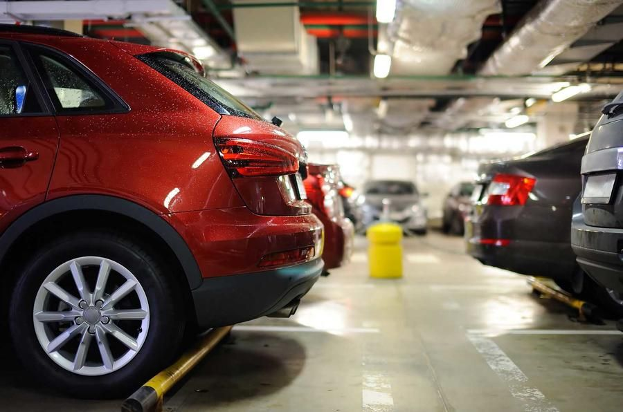Book a secure spot for easy car parking and travel