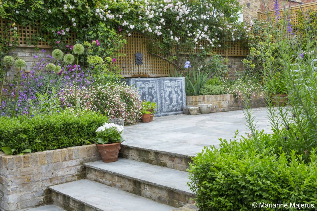 Landscaping: How To Create Your Own English Style Garden