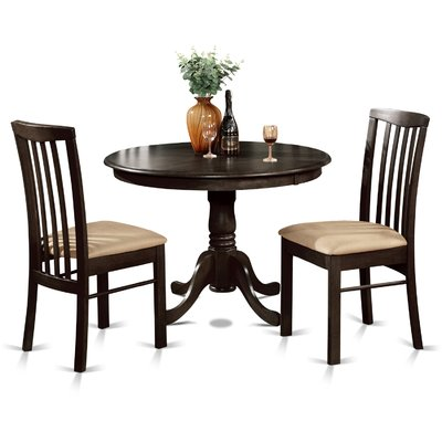 Darby Home Co Bonenfant 3 Piece Dining Set Products Round