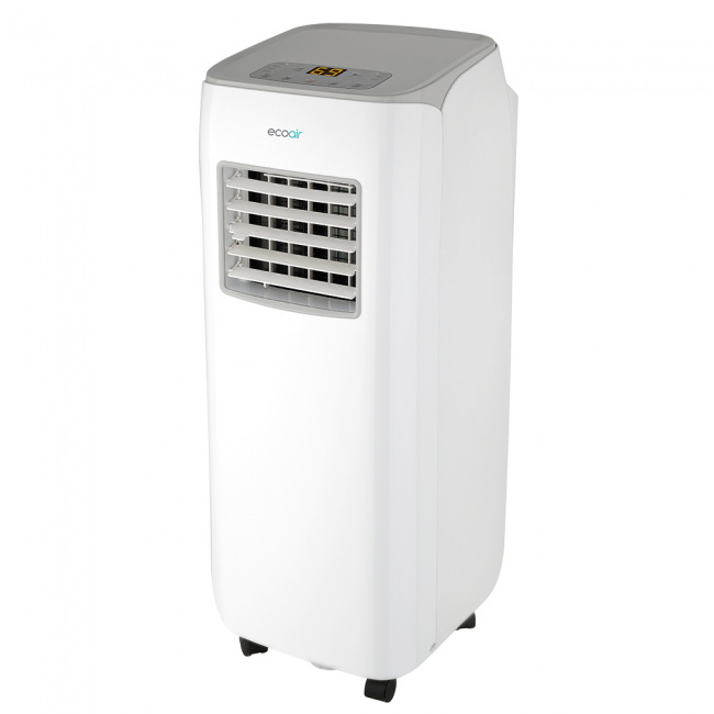 EcoAir CRYSTAL 9000Btu Portable Air Conditioner And