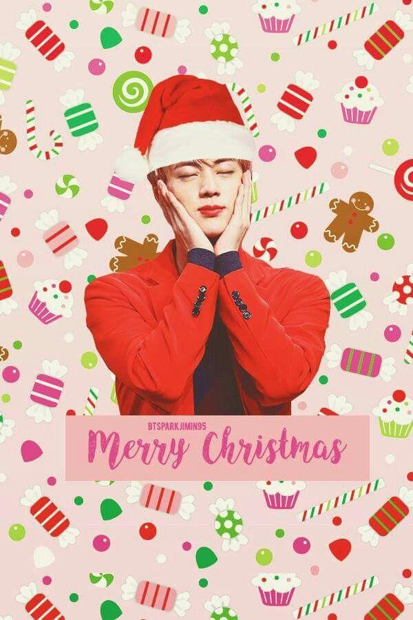 Wallpaper Christmas Bts Www Picswe Com