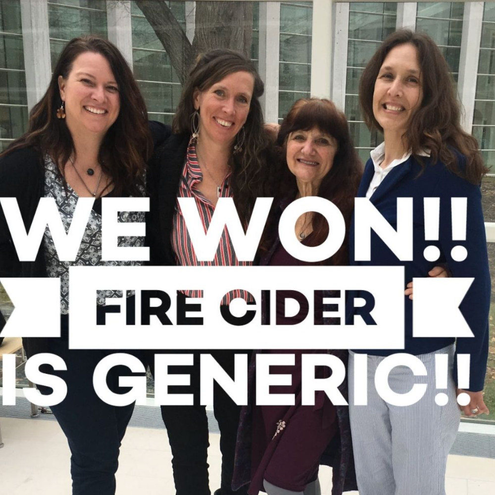 FIRE. CIDER. IS. GENERIC. https//mailchi.mp/a98c6ebe630d