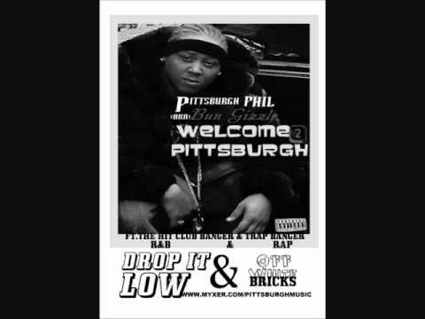 Pittsburgh Phil - DROP IT LOW (album version) ft.Fraz Ward #lowalbum