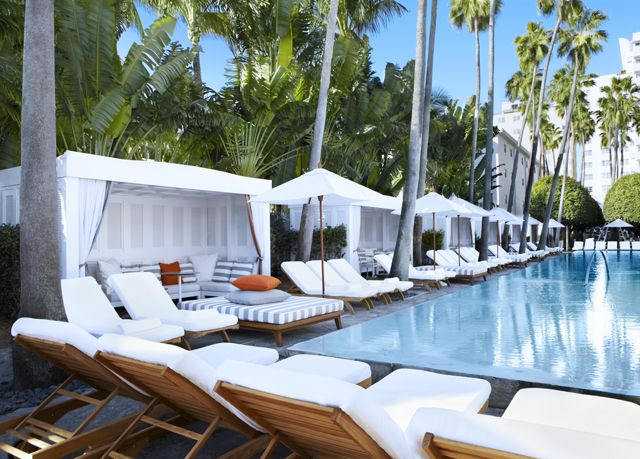 Delano South Beach | Save up to 70% on luxury travel | Secret Escapes