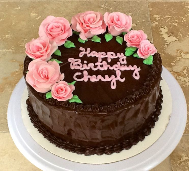 Terrific Decoration Yummy Chocolate Birthday Cakes With Images