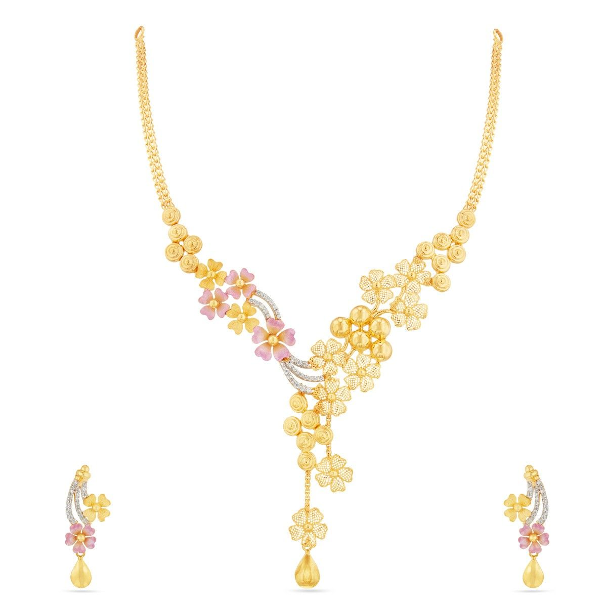light-weight-gold-necklace-designs-with-price-in-rupees.jpg (1200 ...
