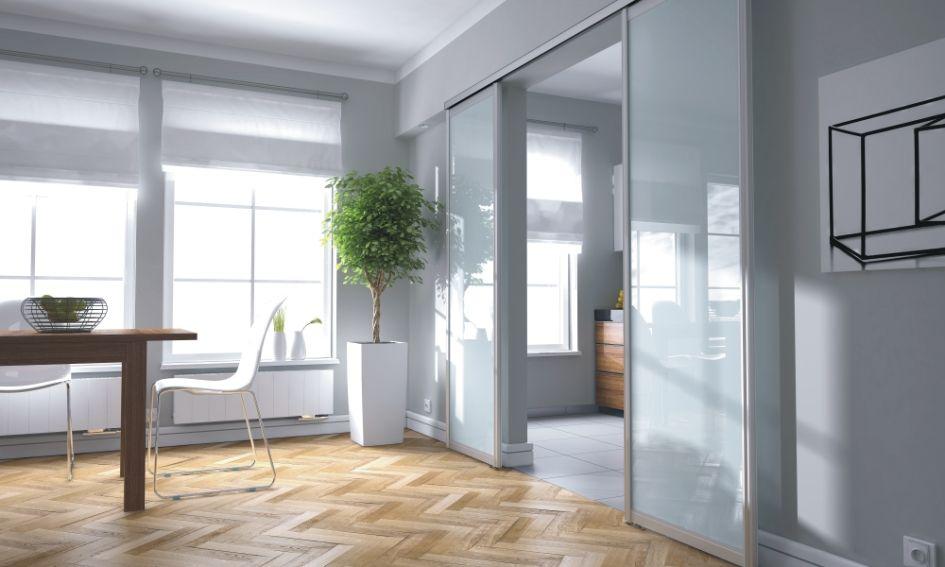 Drzwi Przesuwne Do Salonu I Sypialni Home Home Decor Room Divider