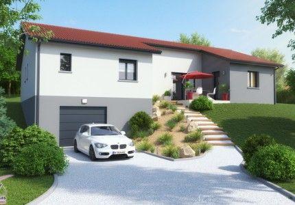 Prix Construction Maison en Rhône-Alpes  Rhône, Isère, Ain, Loire