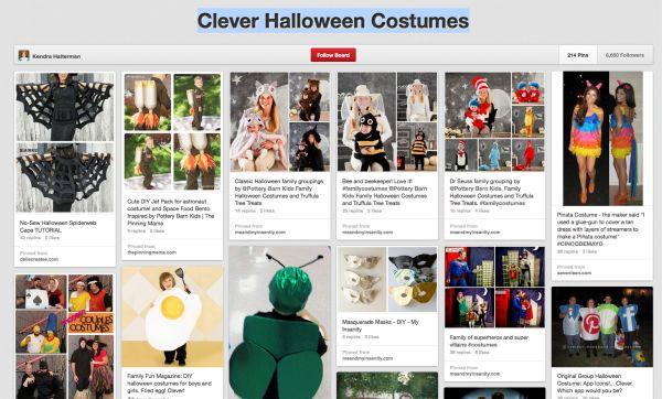 Follow best Halloween costumes, ideas on Pinterest
