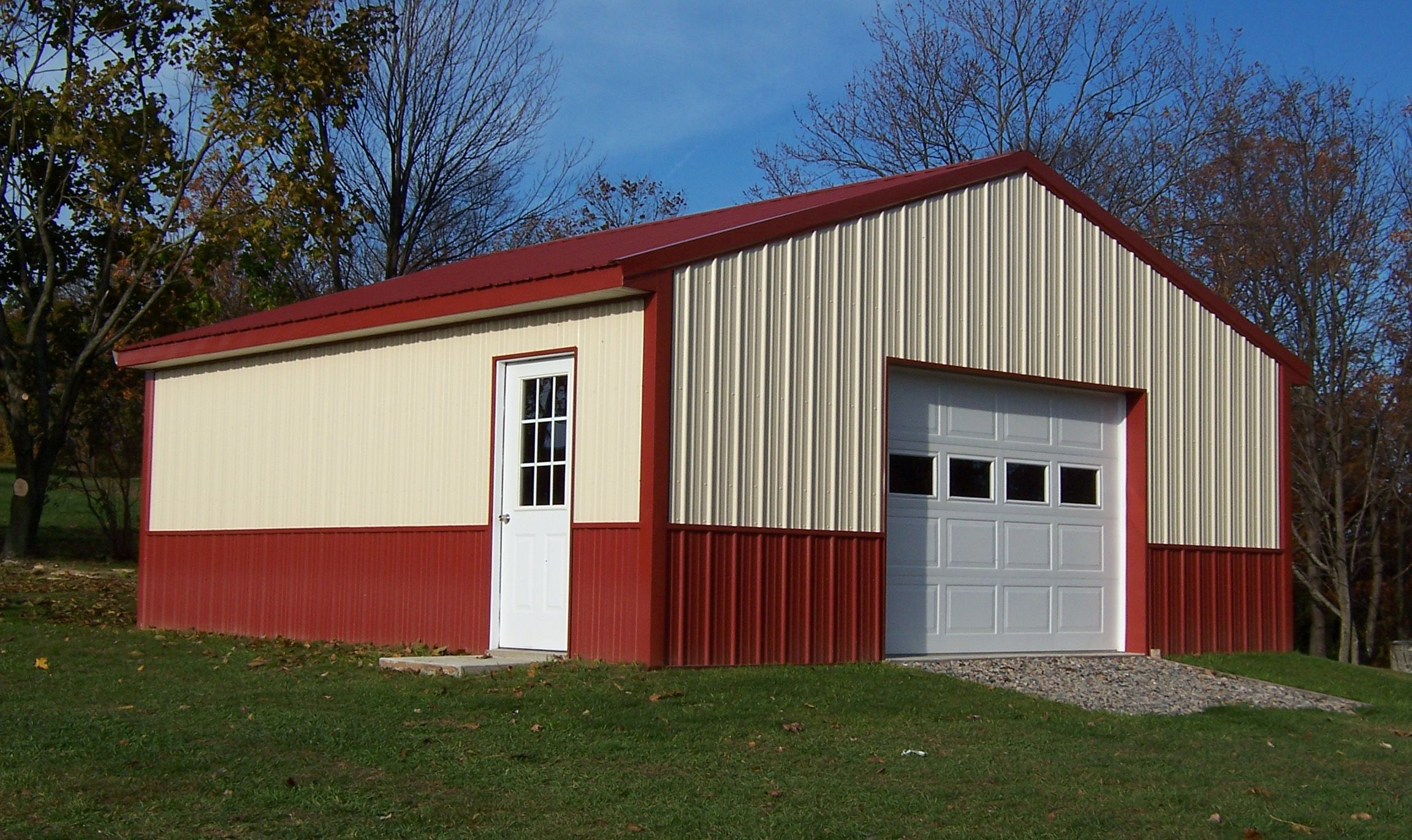 Pin By Pioneer Pole Buildings Inc On Garages In 2019