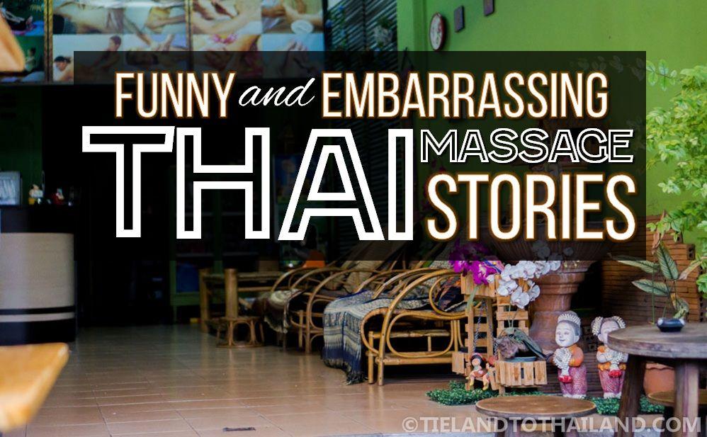 Embarrassing massage stories