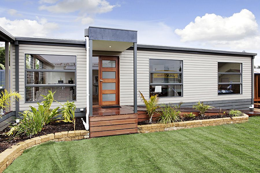 Granny flats are a fully self contained home extension