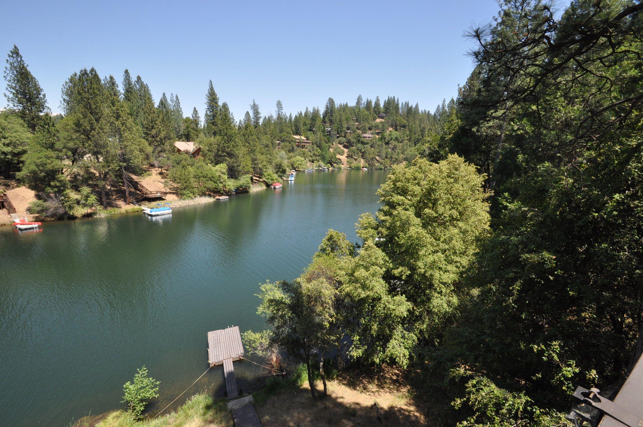 LAKEFRONT HOMES & CABINS FOR SALE. PINE MOUNTAIN LAKE REAL ESTATE SALES: Rob Stone Yosemite Region Resorts REALTOR® - ePRO - CHMS BRE# 01025463 www.HomesOnTheHill.com. #Lakefront #LakefrontForSale  #LakefrontCabinForSale #LakeviewCabinForSale #WaterfrontCabinForSale #RiverfrontCabinForSale #CabinForSale #California #LakeHouse #PineMountainLake #Groveland #Realtor #RobStone