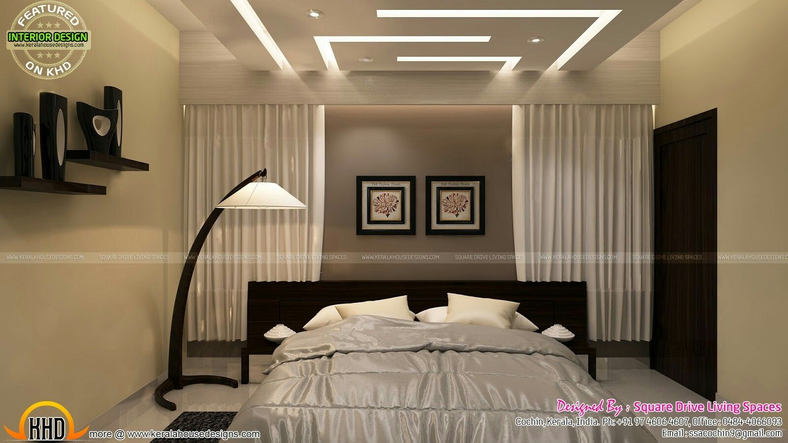 Pin By Rami Mousa On Bedroom False Ceiling False Ceiling Living Room False Ceiling Bedroom House Ceiling Design