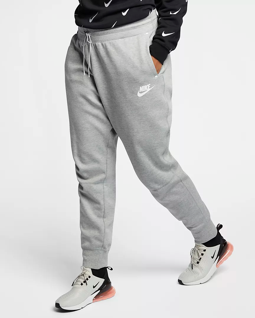 Nike Sportswear Tech Fleece Women's Trousers (Plus Size