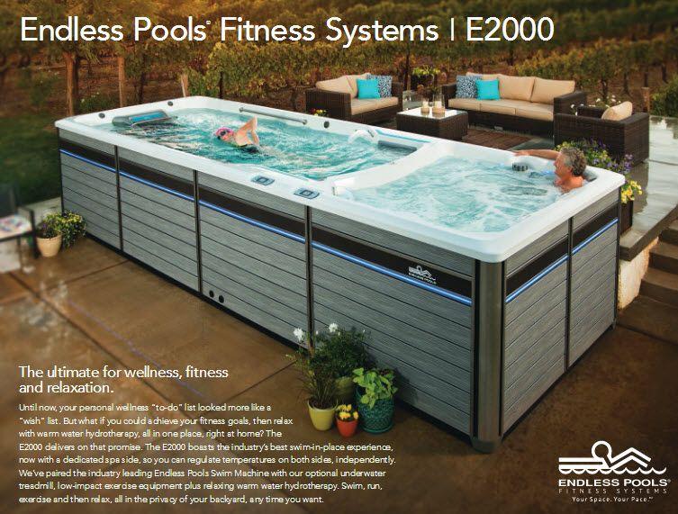 Endless Pools Swim Spas | Desert Hot Tubs | Hot Tubs Phoenix ...