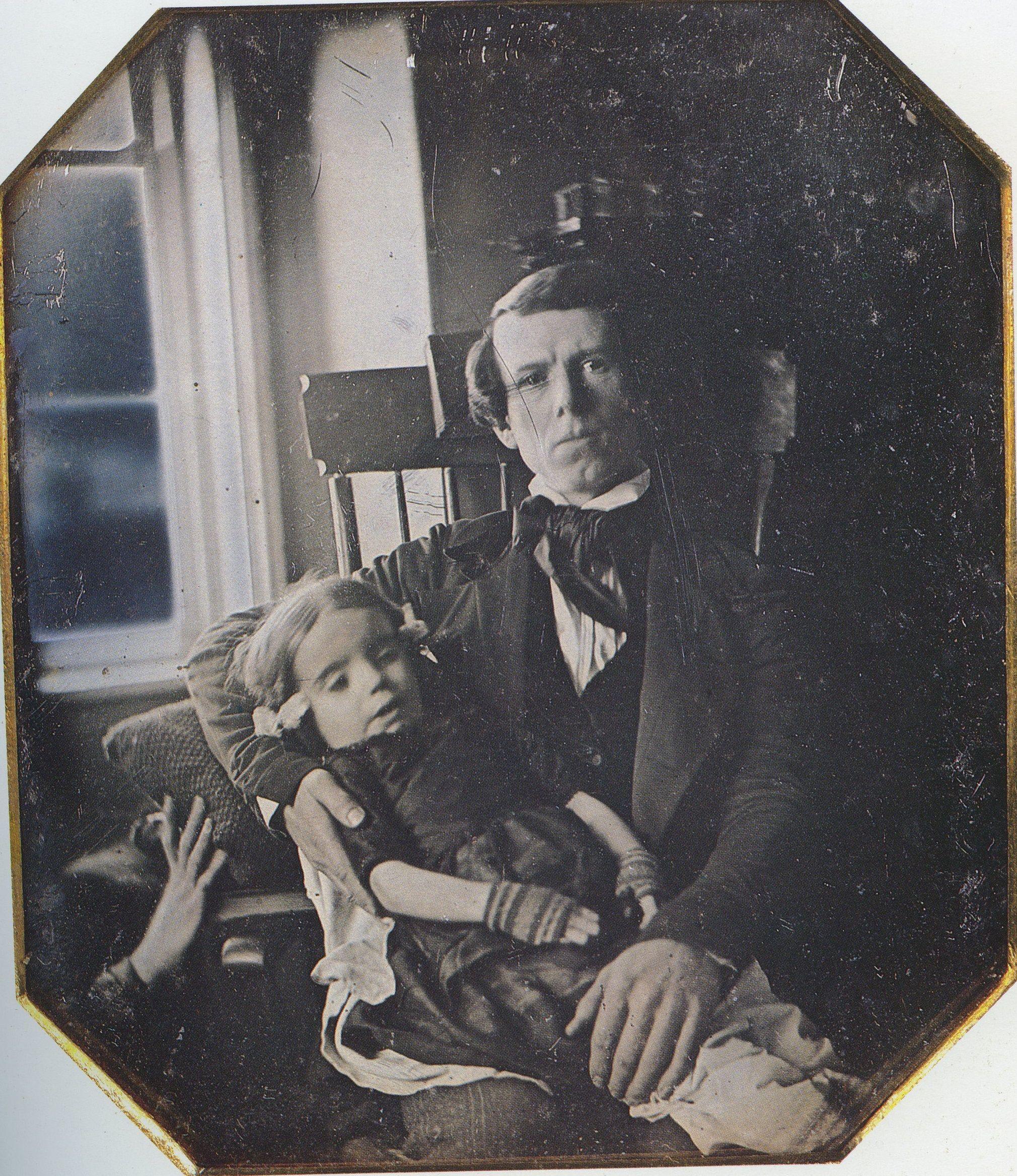 Victorian Post Mortem Daguerreotype