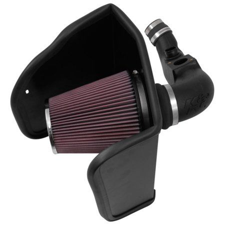 K N Cold Air Intake Kit With Washable Air Filter 2016 2019 Chevy