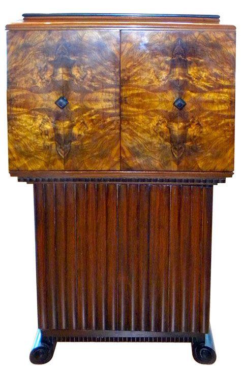 Art Deco Meuble Bar Annees 30 Art Deco Nouveau Home
