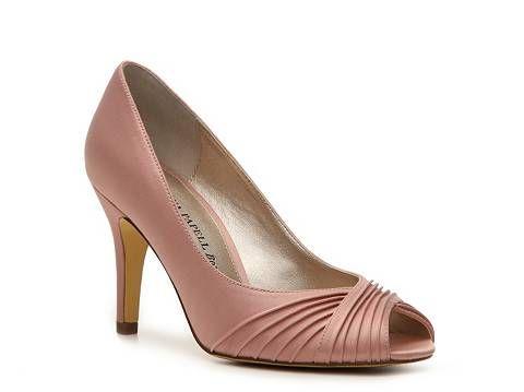 2d08264c209b Adrianna Papell Boutique Grand Satin Pump for  49.94. Satin PumpsPink PumpsPink  ShoesShoes HeelsShoe ...