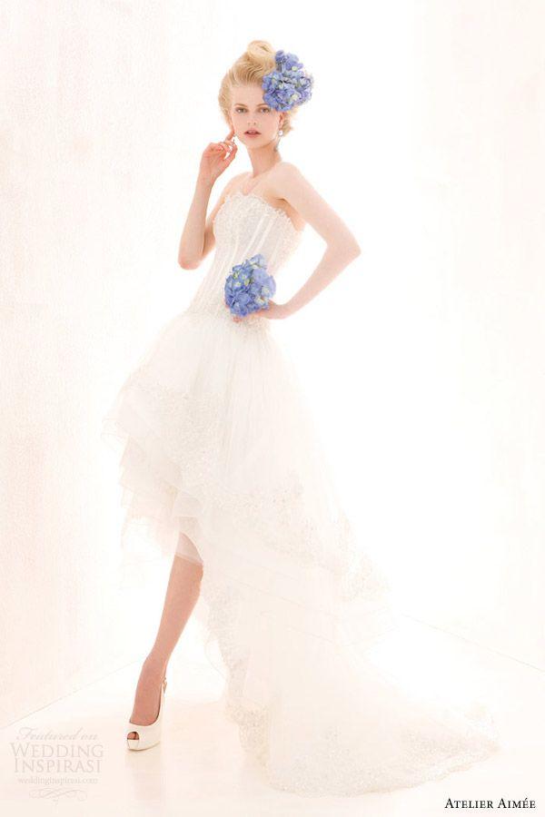 Atelier Aimée 2014 Wedding Dresses — Verde Tiffany Bridal Collection | Wedding Inspirasi