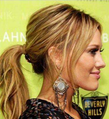 la moda en tu cabello: peinados y cortes de pelo para mujeres con