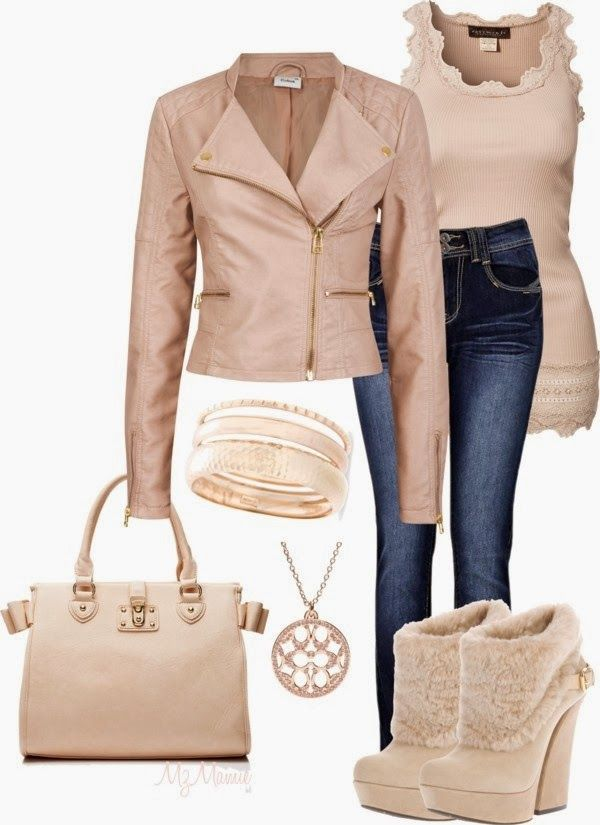 Super cute winter outfit collection