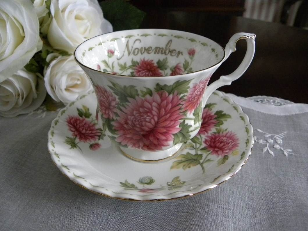The Pink Rose Cottage Vintage Royal Albert Flower of the